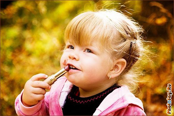 Детская фотосессия! Как фотографировать детей?