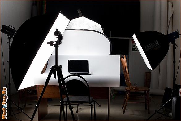 Размер фото при предметной фотосъемке